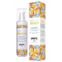 EXSENS Huile de massage chauffante Gourmande Sex on the Beach 50 mL