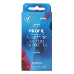 RFSU Préservatifs PROFIL pack de 10