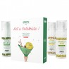 EXSENS Coffret Massage Let's celebrate (Mojito, Margarita, Pina Colada) 3x30 mL