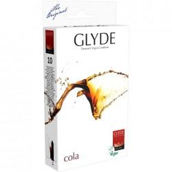 GLYDE Préservatifs Vegan Cola pack de 10