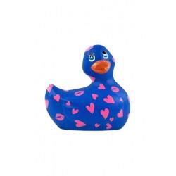 BIG TEAZE TOYS Canard vibrant I Rub My Duckie 2.0 Romance Violet et Rose